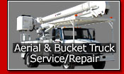 Aerial and Bucket Truck Service and Repair