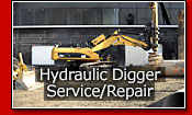 Hydraulic Digger Service and Repair