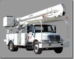 Aerial Bucket Truck & Lift Repair Service