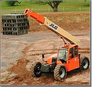 Reach Forklift Repair Service